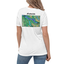 Load image into Gallery viewer, Women's Relaxed T-Shirt - Mitten Map Company