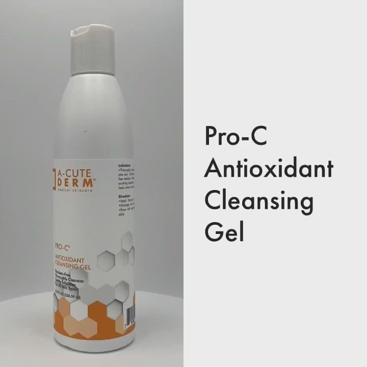 A light and refreshing natural botanical cleansing gel in a multi-fruit base enhanced with the powerful free radical scavenger Green Tea Extract and the essential Vitamin C. Calms the skin with soothing Aloe Vera Gel and Kola Nut extract. Leaves the skin feeling silky smooth for hours.