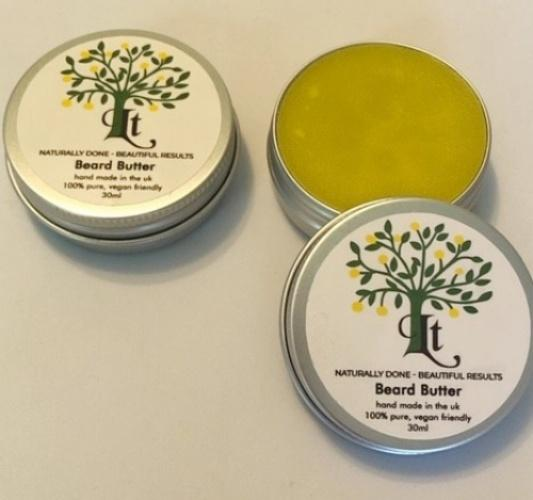 Beard Growth Butter Balm - Best Product For Healthier Beard