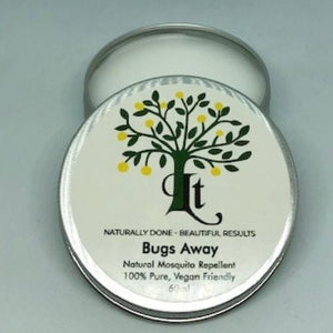 Bugs Away All Natural Insect Repellent By Lemon Tree – It Really Works - LemonTree Natural Skin Care