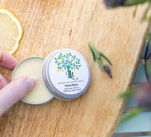 Natural Vegan Hand Balm - Excellent Product For Soft Hands