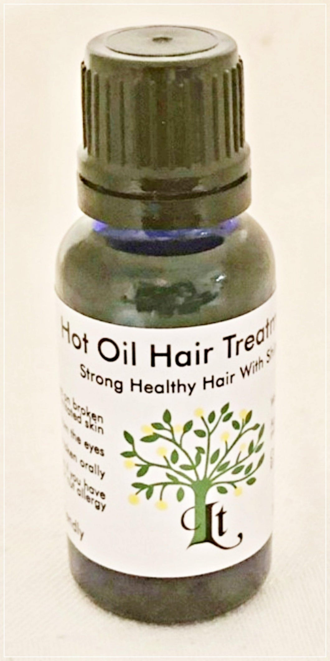 Natural Hot Oil Hair Treatment Prevents Dryness, Breakage And Dullness, For Strong Healthy Hair With Shine.