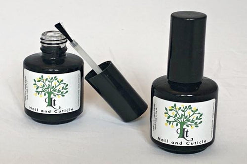 NNail And Cuticle Oil - Strong Nails Soft Cuticles Growth Oil