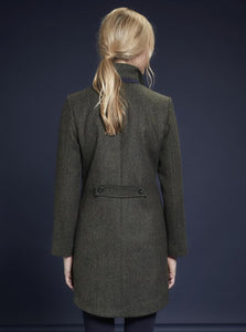 Ciara Tweed Coat
