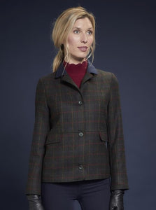 Donna Tweed Jacket