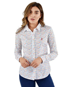 Bree Classic Shirt - Mini Flower