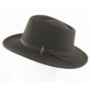 Boston Hat - Olive