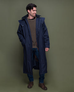 Lambourne Waterproof Coat - Navy