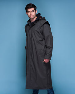 Lambourne Waterproof Coat - Olive