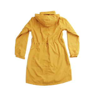 Lisa Lightweight Waterproof Jacket - Lemon Drop