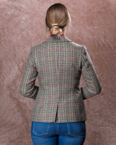 Tara Tweed Hacking Jacket - Hacking Check