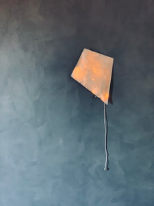 Gray Lighting Kite