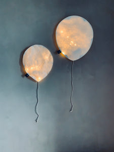 Duet of Lighting Balloons