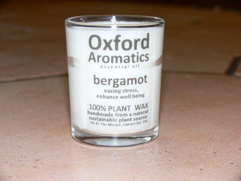 Oxford Aromatics Bergamot Votive Candle
