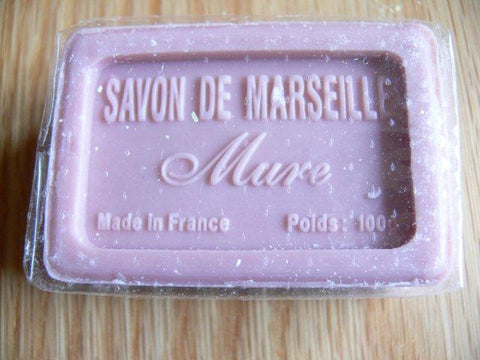 Savon de Marseille Blackberry (100gm)