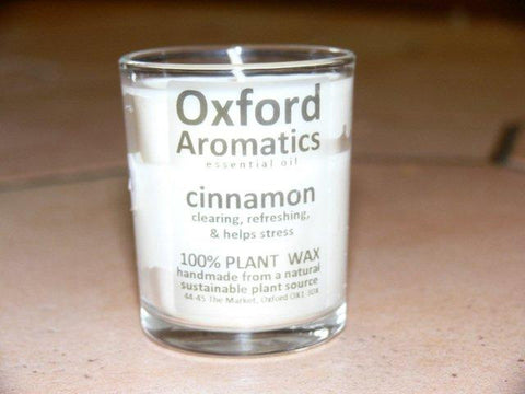 Oxford Aromatics Cinnamon Votive Candle