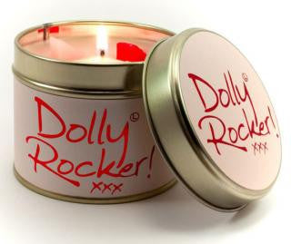 Lily-Flame Dolly Rocker Candle