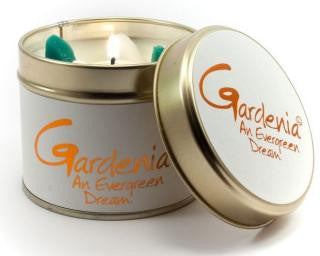 Lily-Flame Gardenia Candle