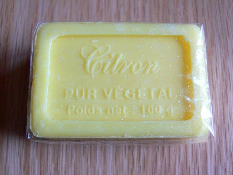 Savon de Marseille Lemon (100gm)