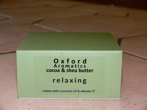 Relaxing Body Butter Tub (200ml)