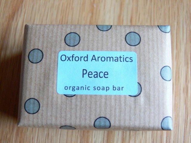 Oxford Aromatics Organic Peace Soap