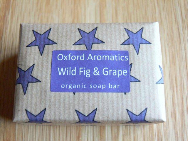 Oxford Aromatics Organic Wild Fig and Grape Soap