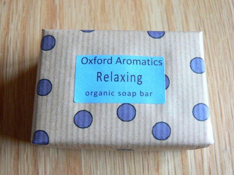 Oxford Aromatics Organic Relaxing Soap