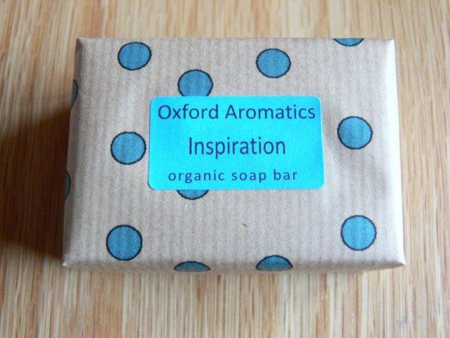 Oxford Aromatics Organic Inspiration Soap