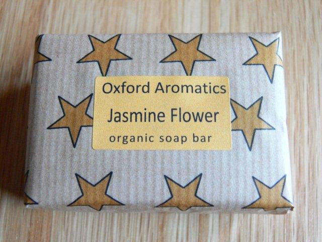 Oxford Aromatics Organic Jasmine Flower Soap