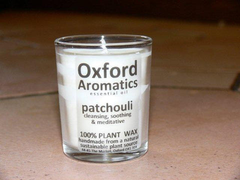 Oxford Aromatics Patchouli Votive Candle