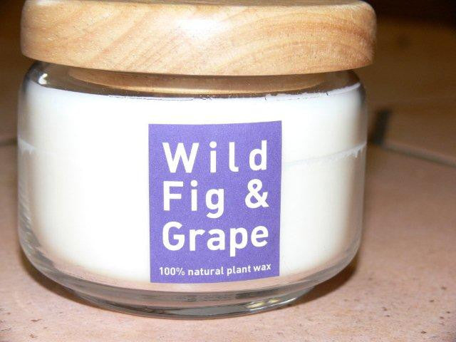 Oxford Aromatics Wild Fig and Grape Poplid Candle