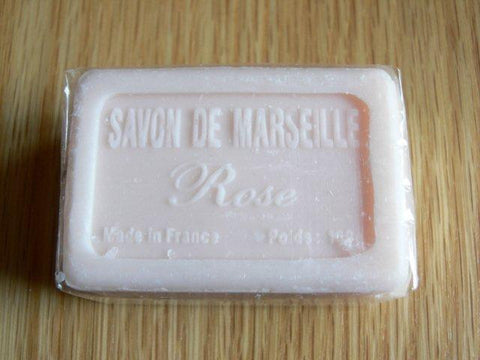 Savon de Marseille Rose (100gm)