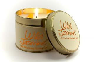 Lily-Flame Wild Jasmine Candle
