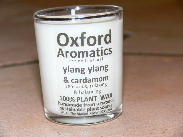 Oxford Aromatics Ylang Ylang and Cardamom Votive Candle