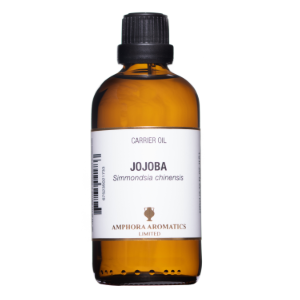 Jojoba Oil (100ml) in glass bottle
