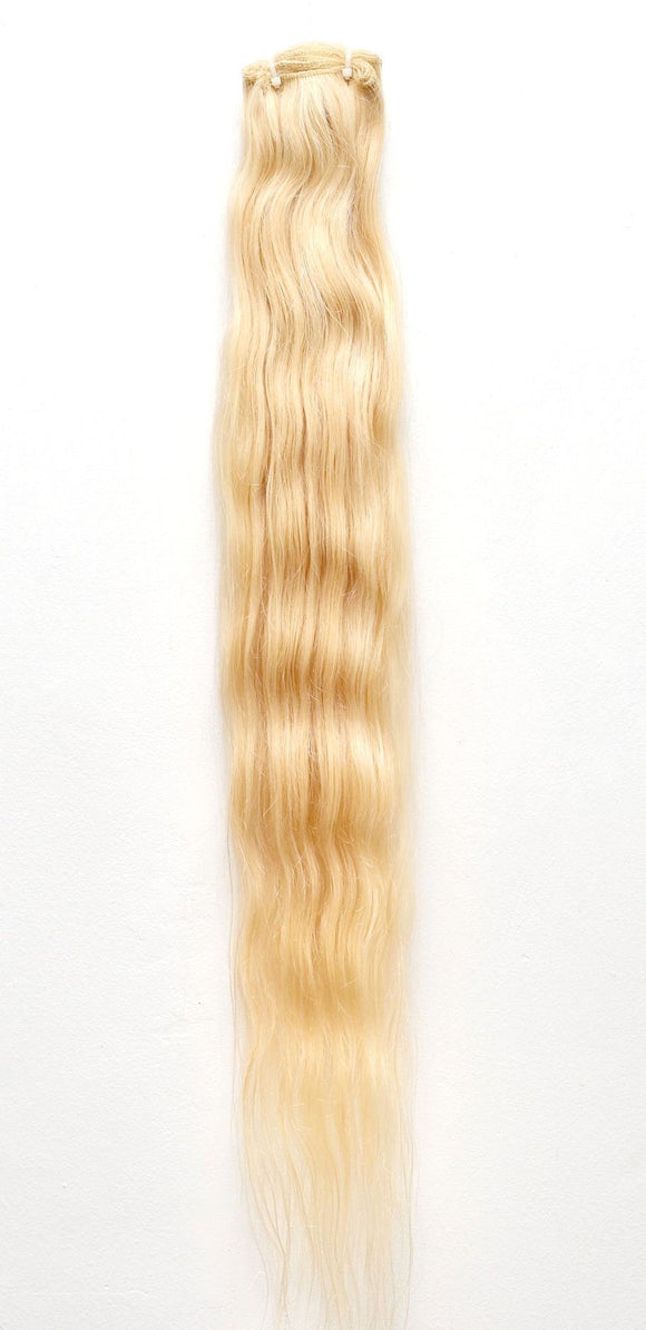 Brazilian wavy virgin hair - colour 613