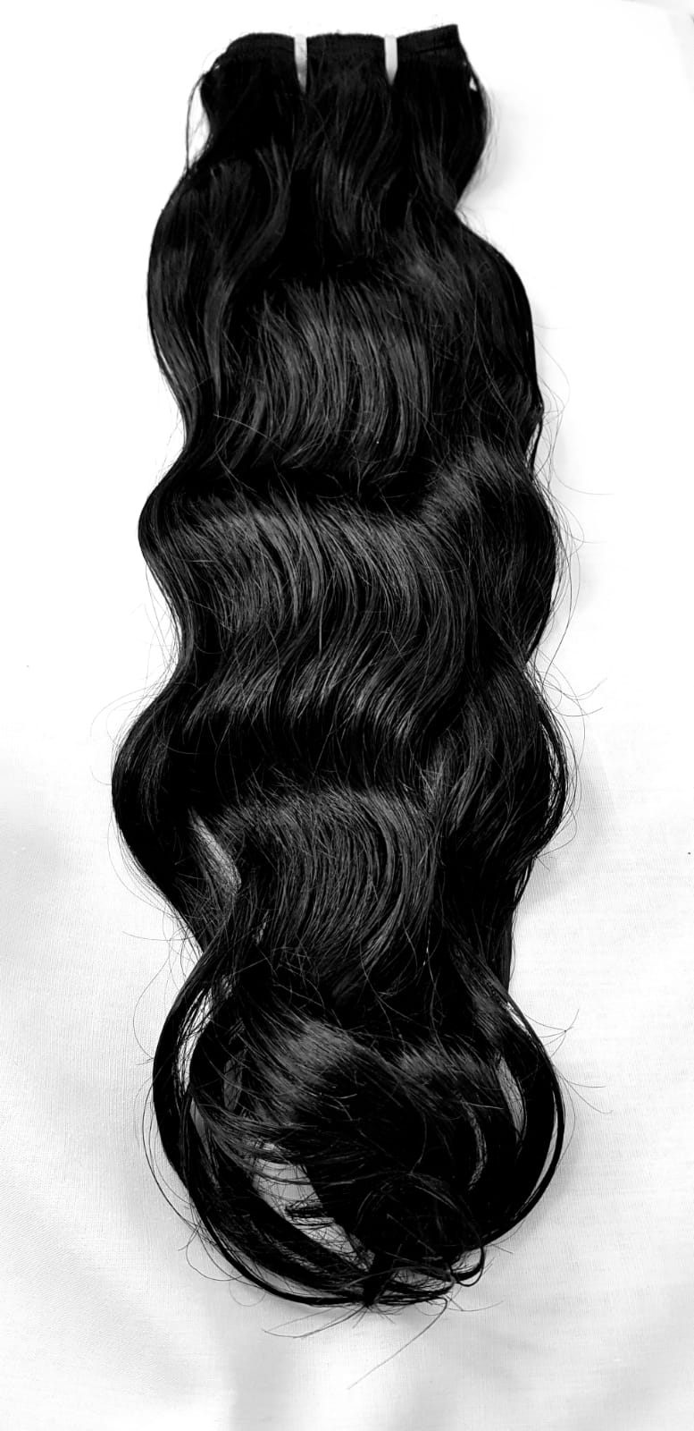 Brazilian Wavy Virgin Hair