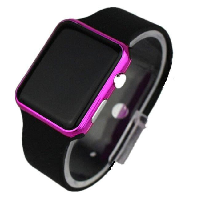 Sport Men Women Watches Led