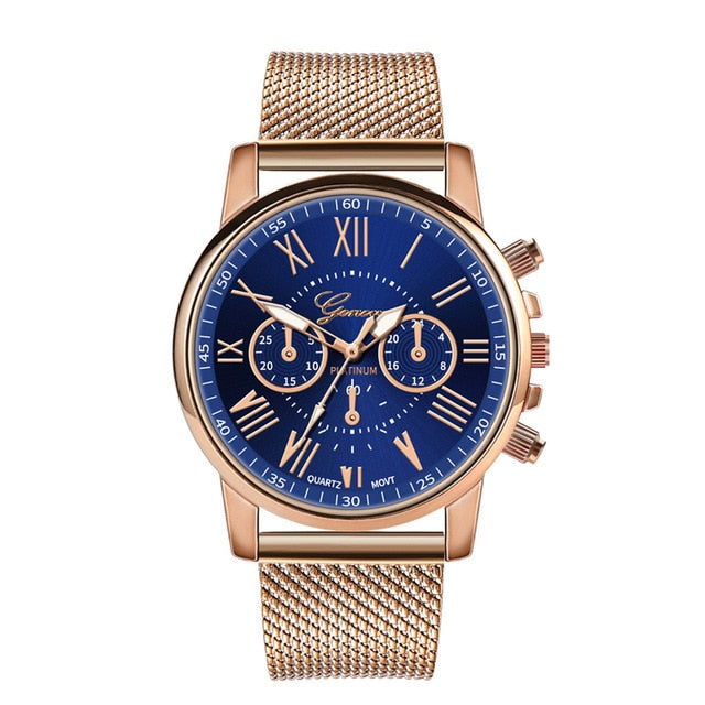 Dress Geneva Watch Women