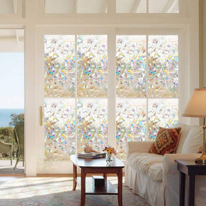 Glowgam- 3D Rainbow Window Film