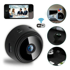 SafeScope- Mini Wireless Camera