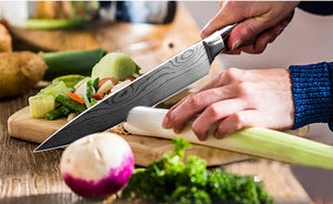 SamuraiChef - Pro Chef Knife Set