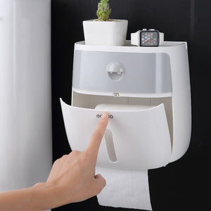 EcoSpense- Automatic Toilet Paper Dispenser