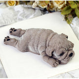 Coatmac-Pug Dog Shape 3D Silicone Mold