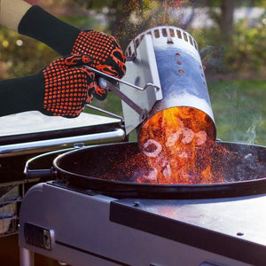 Molten Wavers- Heat Resistant BBQ Gloves