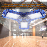 BulbKong- Deformable LED Garage Ceiling Lights