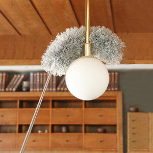 Dusmac - Retractable Microfiber Extendable Long Duster
