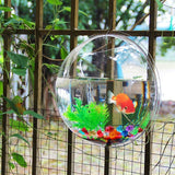 Wallum- Wall Mounted Acrylic Fish Bowl