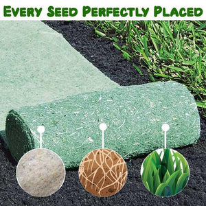 GreenGrow-Biodegradable Grass Seed Mat