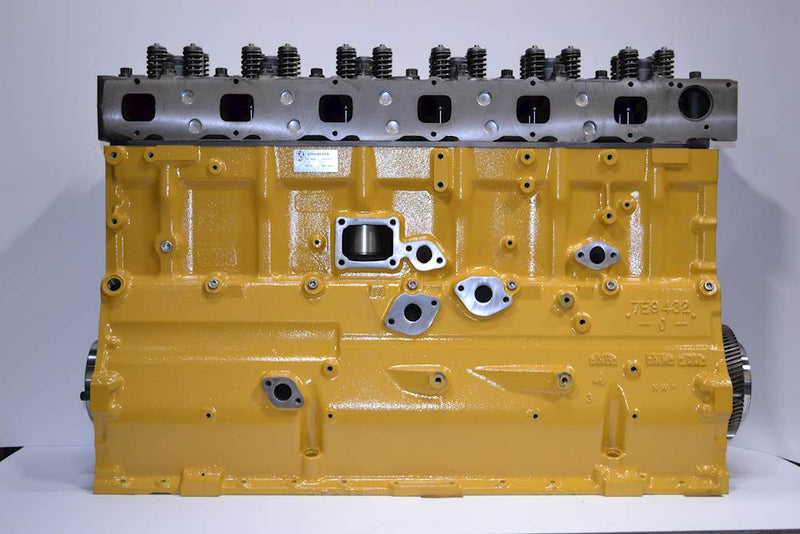 3406B Long Block Remanufactured